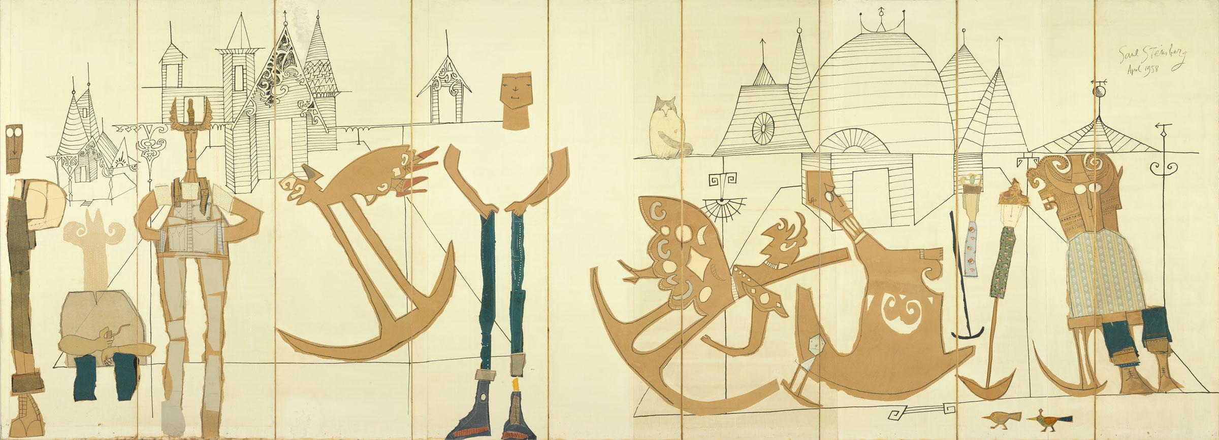 <em>Farmers—Middle West</em>, from <em>The Americans</em>, 1958. Brussels, Musée Royaux des Beaux-Arts de Belgique.